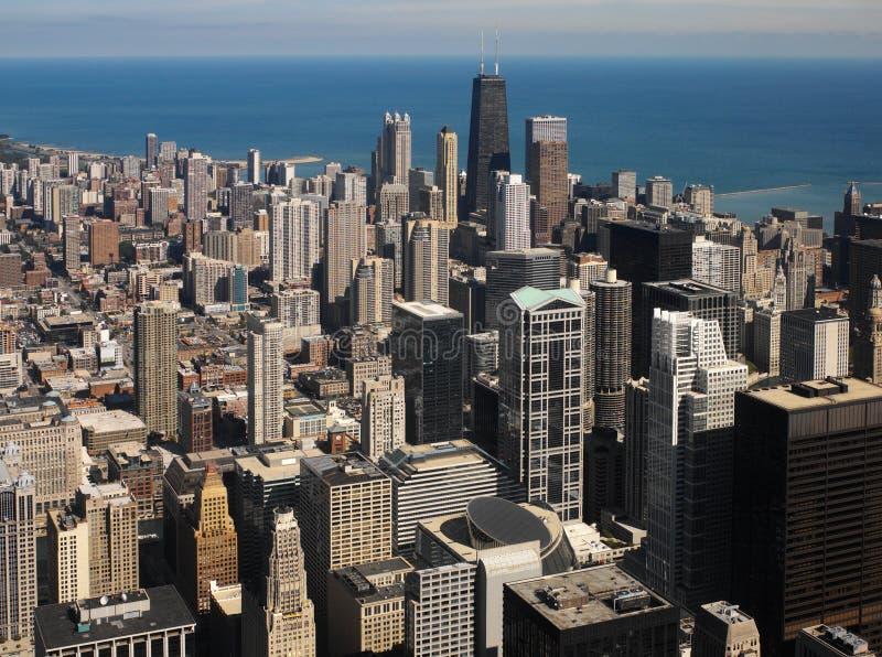 Chicago - Illinois - les Etats-Unis photos stock