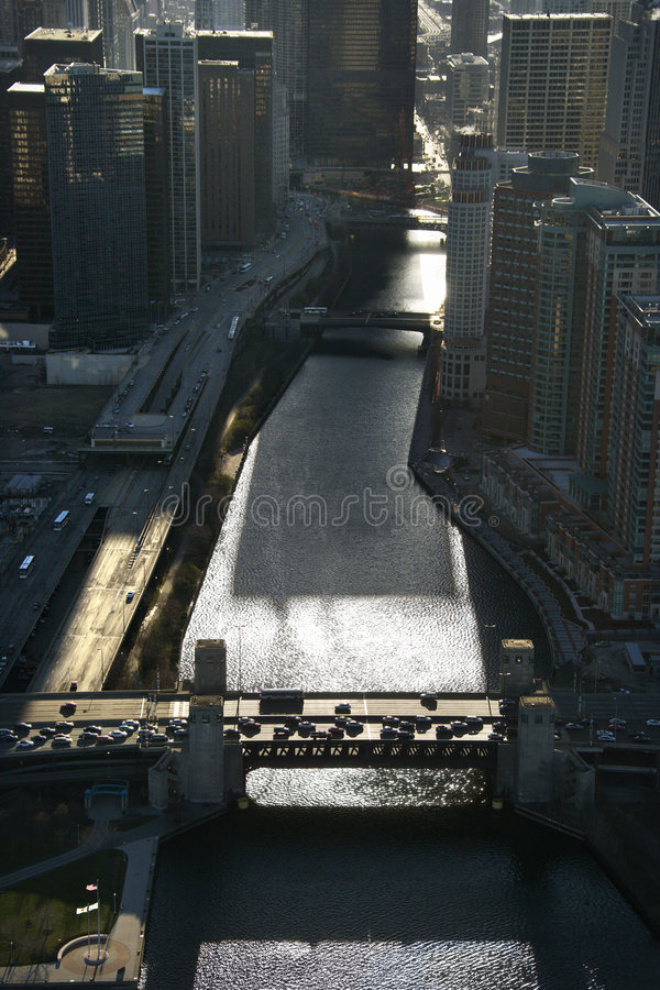 Download Chicago, L'Illinois. Images libres de droits - Image: 3610579