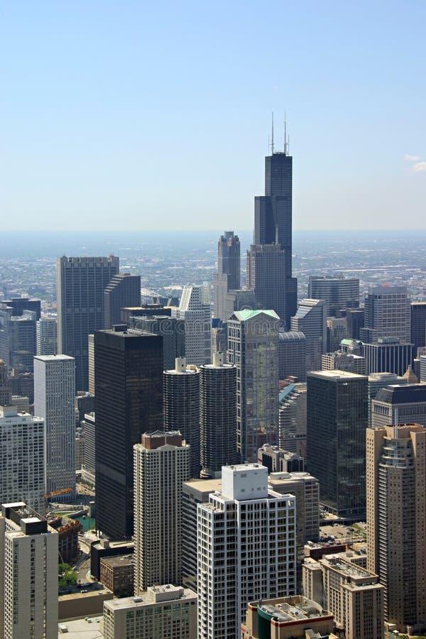 Chicago, L Illinois Images libres de droits