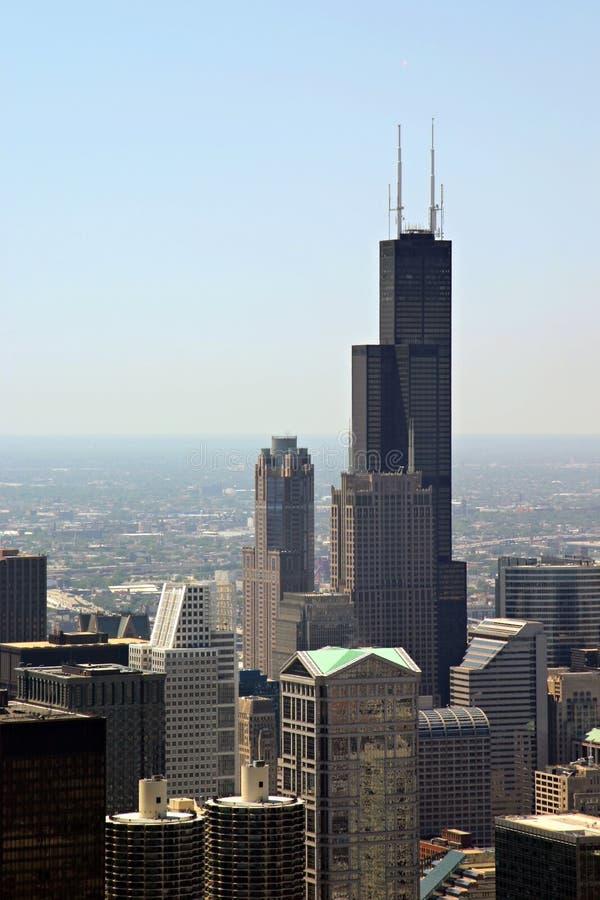 Chicago, L Illinois Photographie stock