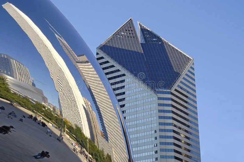 Chicago, la haba imagenes de archivo