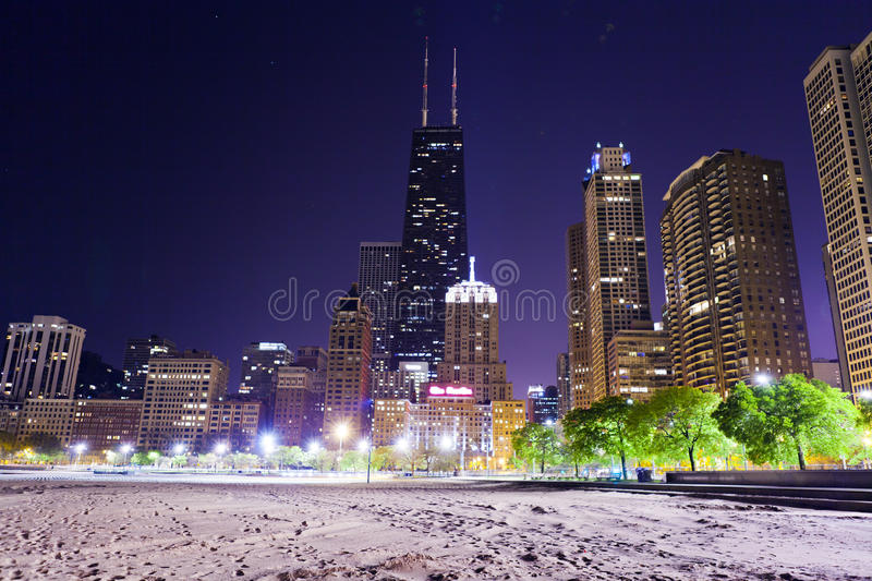 Download Chicago Lake Shore Drive Royalty Free Stock Photography - Image: 25475037