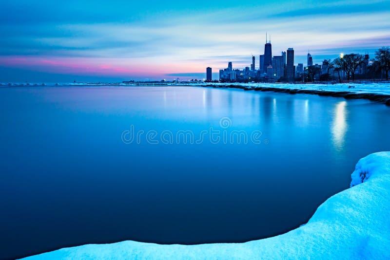 chicago zdjęcie royalty free