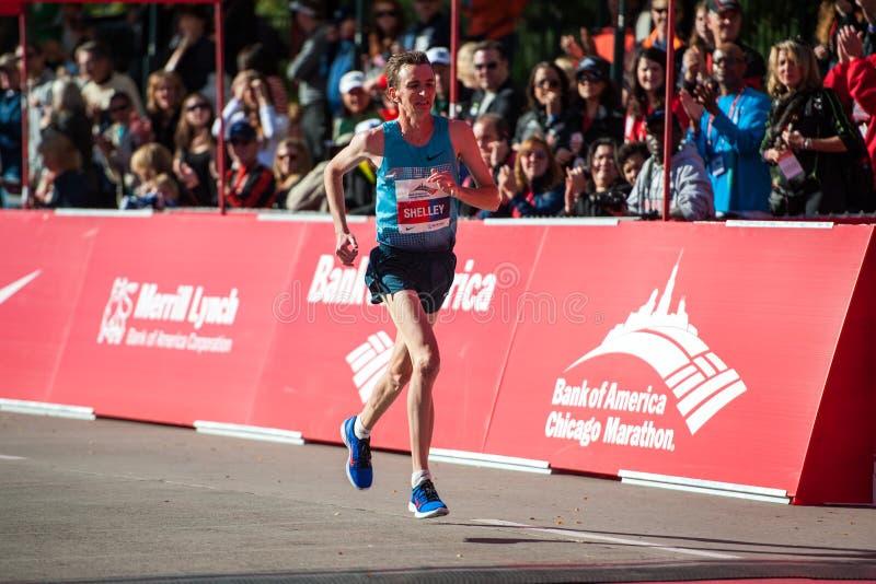 Chicago marathon date in Australia