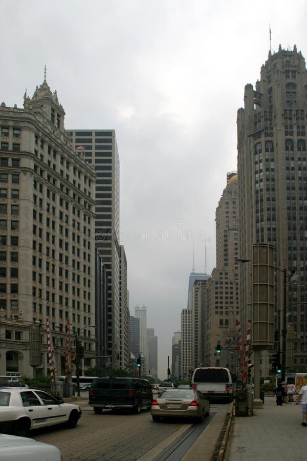 Chicago - mille magnifique photographie stock