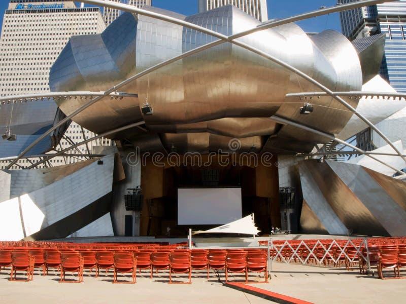 Download Chicago Millenium Park, Jay Pritzker Pavilion Editorial Photography - Image: 11510077
