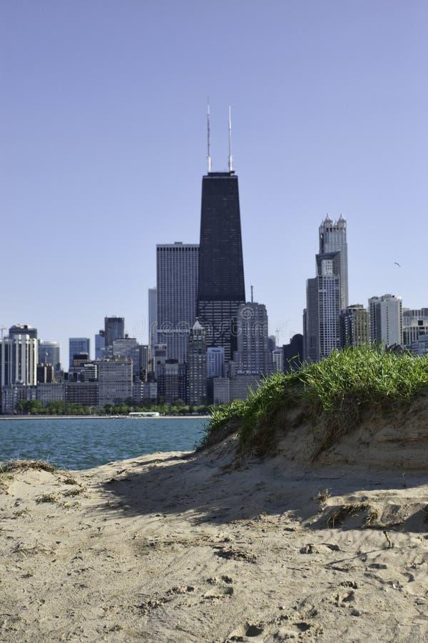 Free Chicago Skyline Stock Photography - 13543532