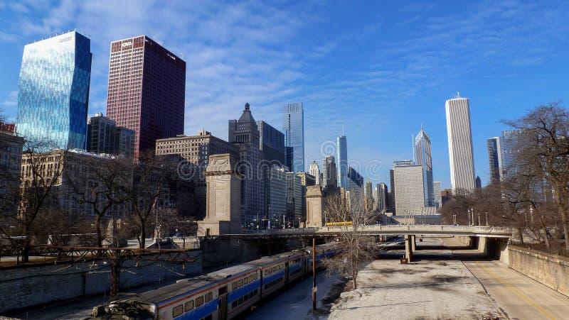 Chicago! stock photo