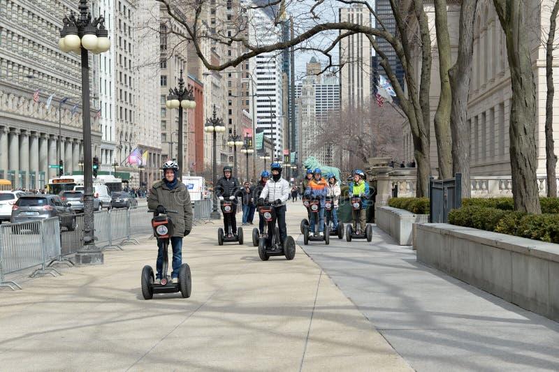 Chicago-Stadt lizenzfreies stockfoto