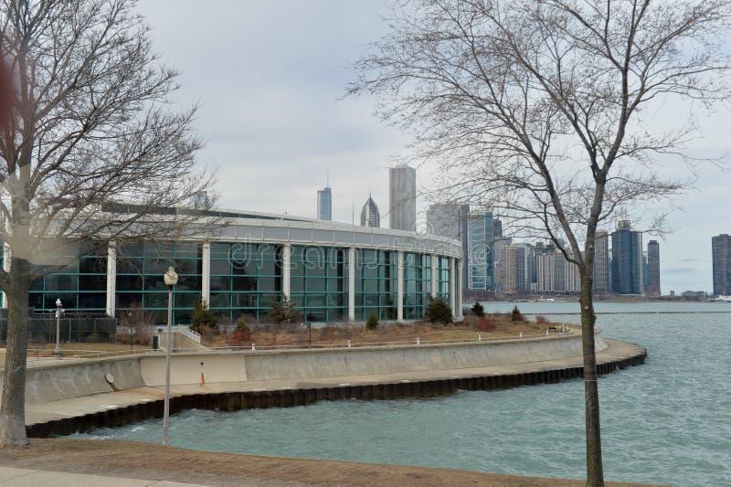 Chicago-Stadt lizenzfreies stockbild