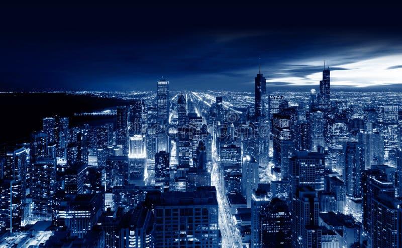 Chicago-Stadt, Chicago, Illinois, USA stockfotos