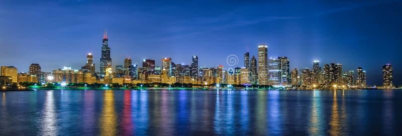 Chicago stilkäglor fotografering för bildbyråer