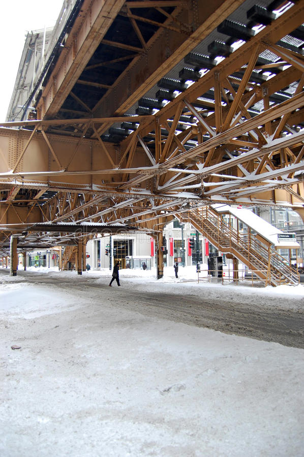 Chicago Winter Snow Storm 2011