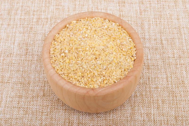 Chicchi del grano. fotografie stock