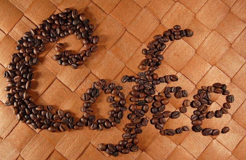 Chicchi di caffè 03 fotografie stock libere da diritti
