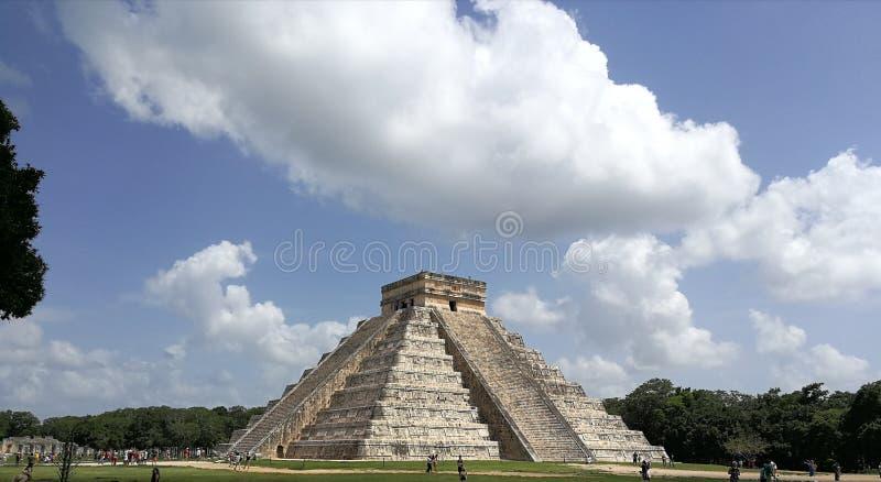 Chichén Itzá стоковая фотография