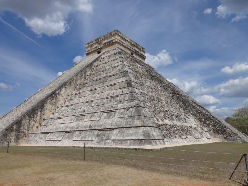 Chichén Itzá imágenes de archivo libres de regalías