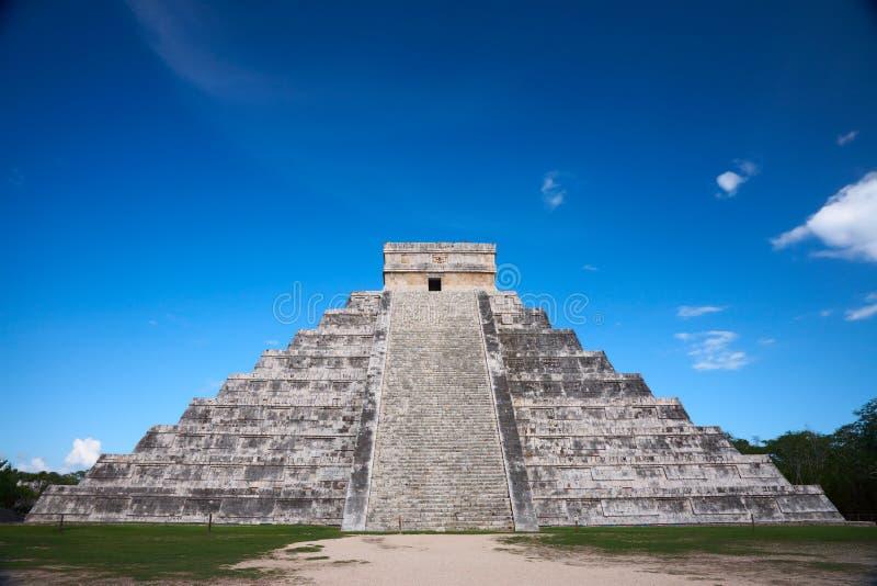 chichen itza Мексика стоковая фотография rf