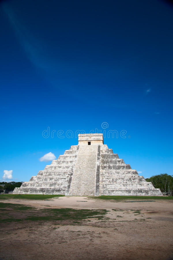 Chichen Itza, México fotos de archivo libres de regalías