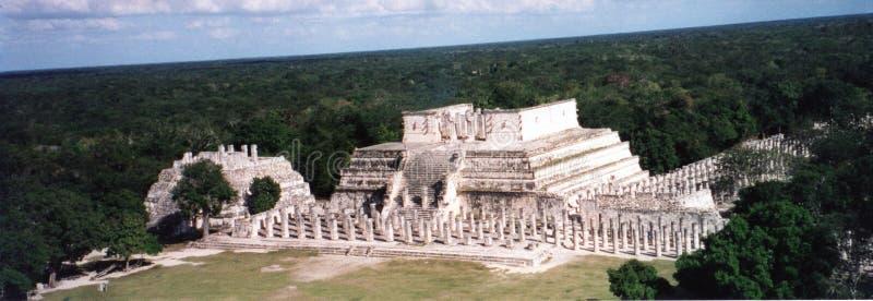 Chichen Itza Mayan ruins Yucatan Peninsula Mexico stock images
