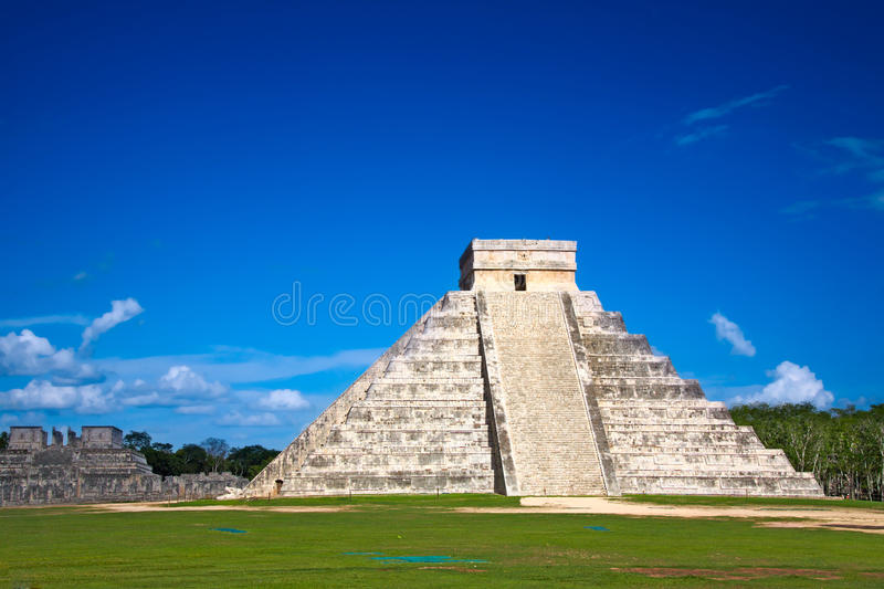Chichen Itza, Mexico stock photos