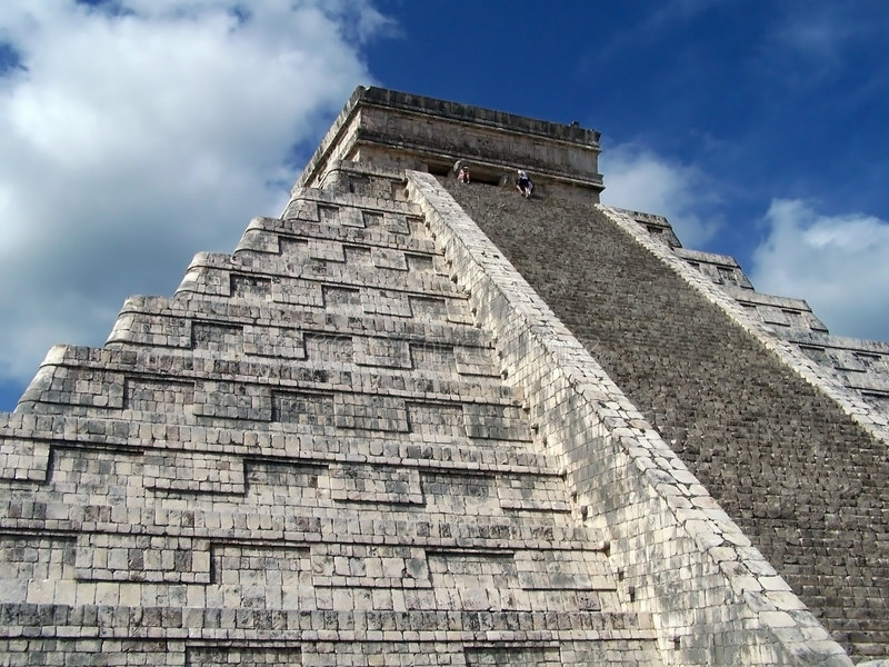 Download Chichen Itza. Mexico Royalty Free Stock Photos - Image: 2500498