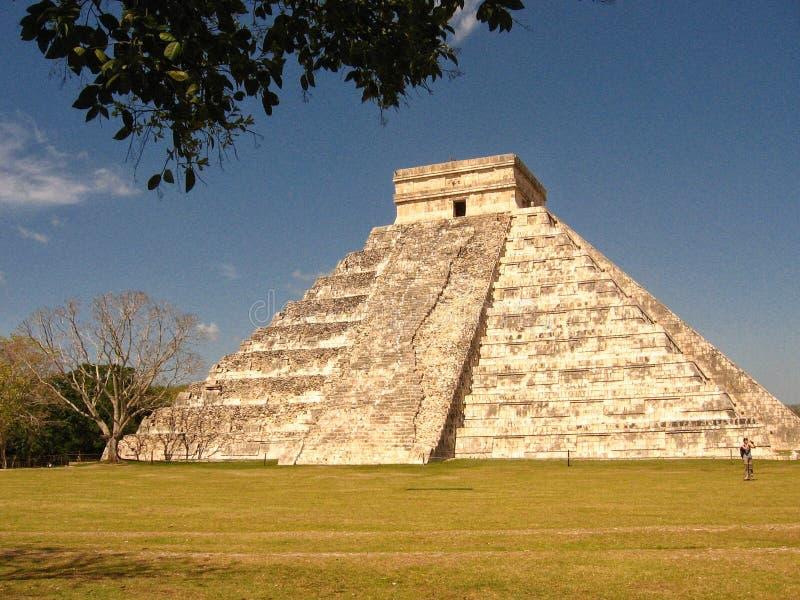 Chichen Itza Mexique images stock