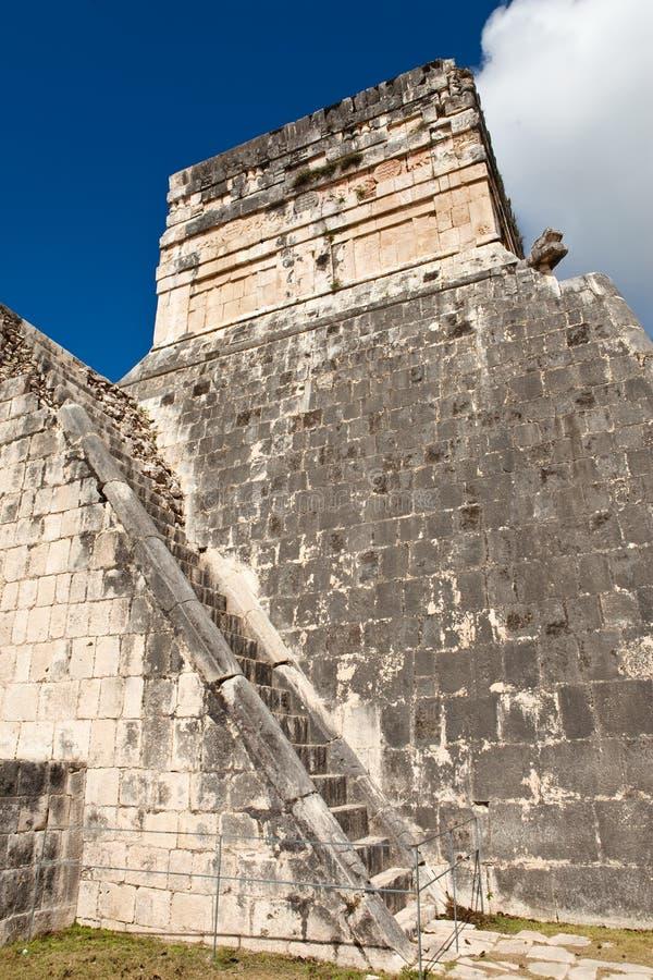 Chichen Itza Pyramid, Yucatan, Mexico Stock Photos