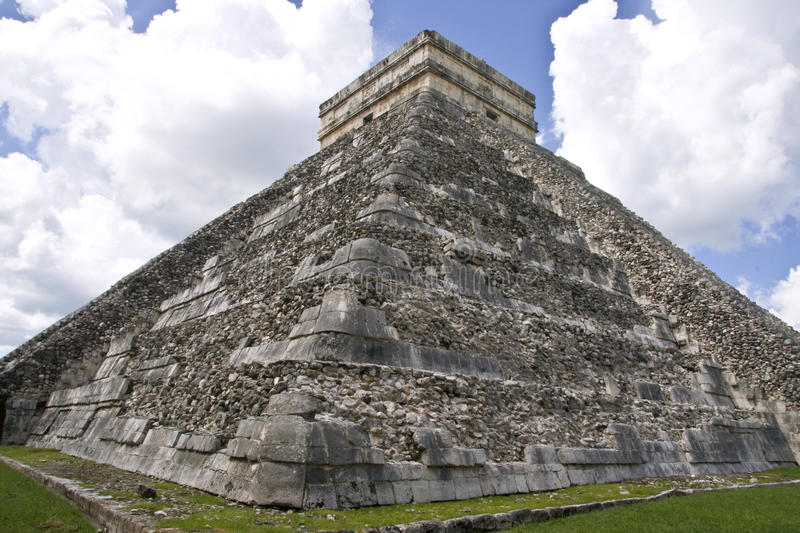 Download Chichen Itza ruins, Mexico stock image. Image of warriors - 30546039