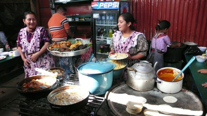 Chichicastenango, Guatemala royalty free stock photos
