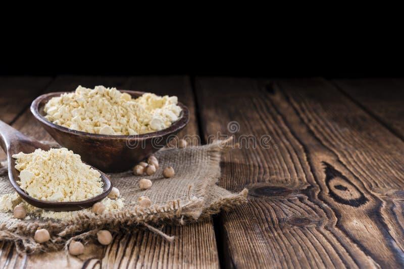 Chick Pea Flour royalty-vrije stock fotografie