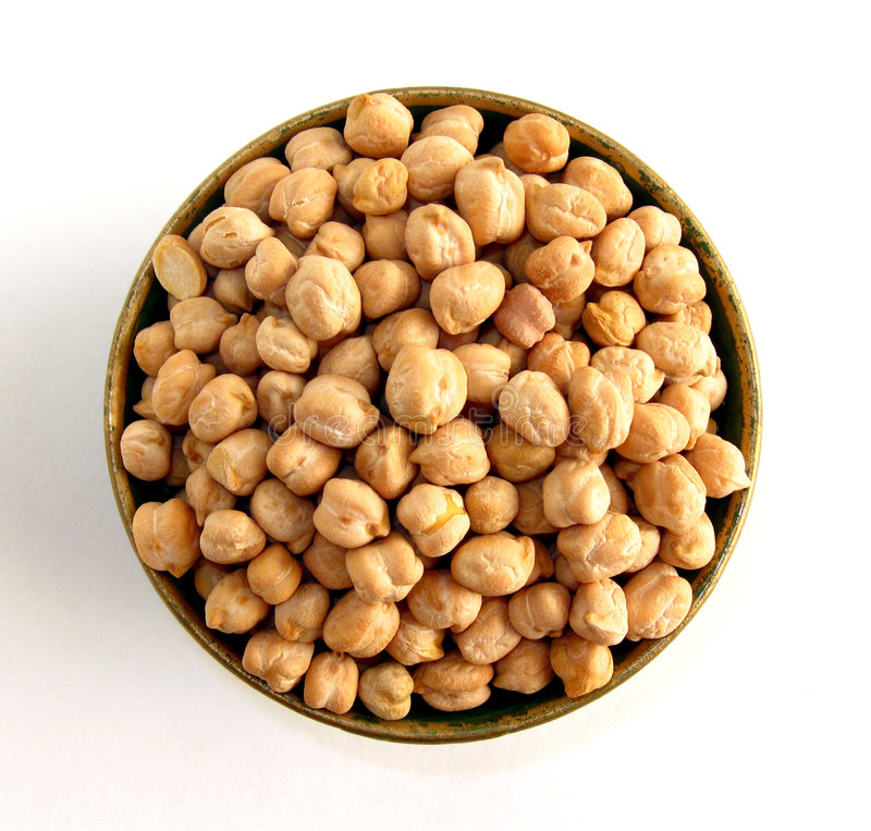 Download Chick-peas stock photo. Image of color, group, peas, ingredient - 6590536
