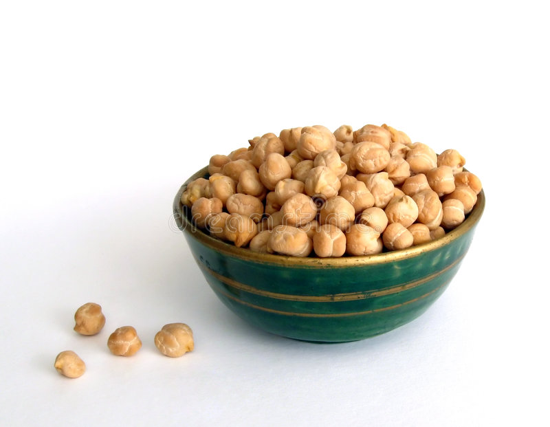 Download Chick-peas Royalty Free Stock Images - Image: 7911599
