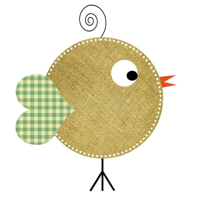 chickadee иллюстрация вектора