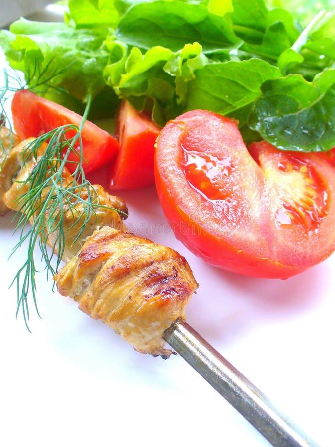 Download Chicken BBQ Stock Photo - Image: 19999880