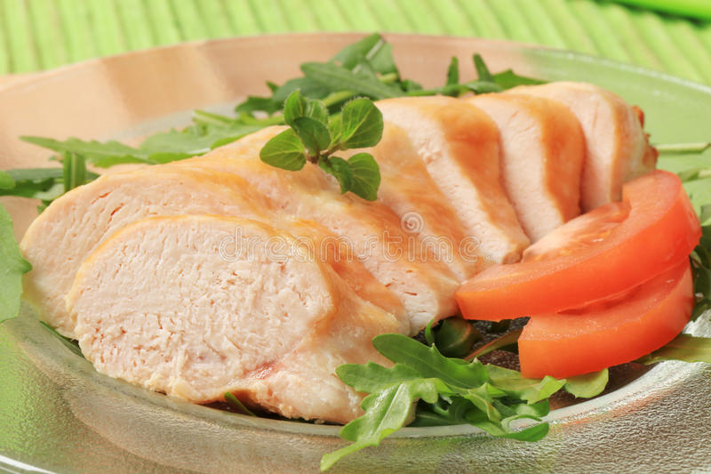 Chicken breast fillet stock photos