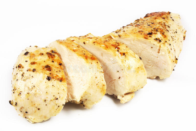 Chicken breast royalty free stock photo