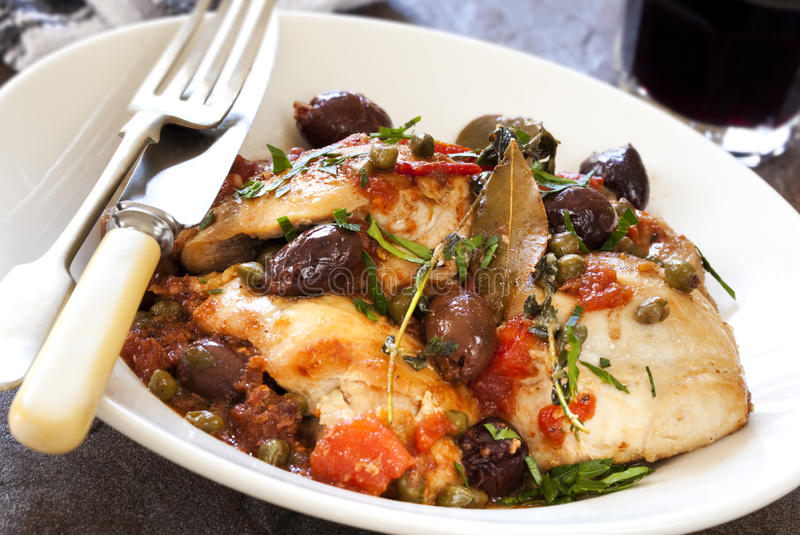 Download Chicken Cacciatore Stock Images - Image: 18975904