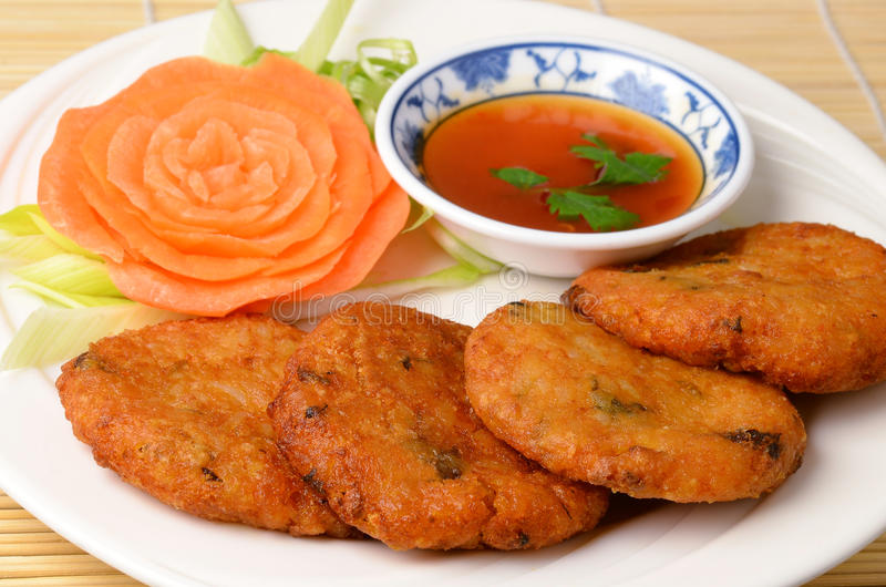 Download Chicken Cakes Royalty Free Stock Image - Image: 22596436