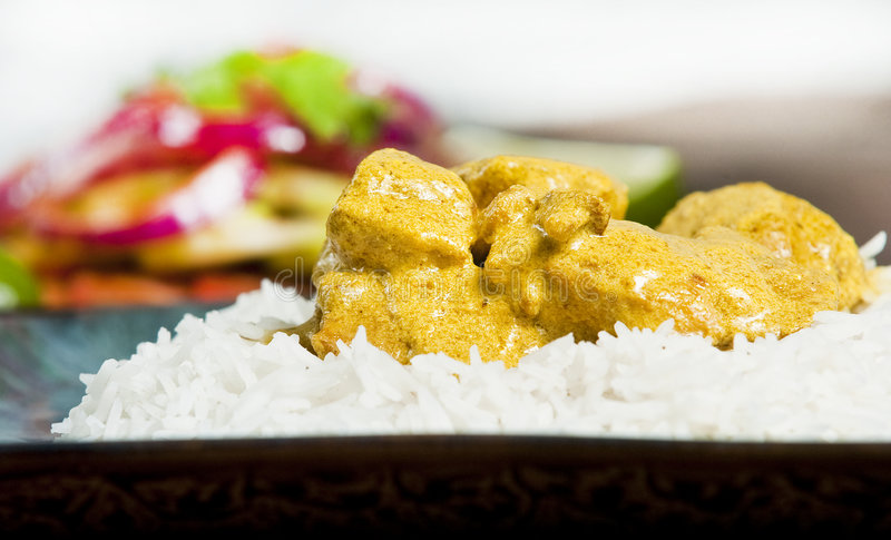 Download Chicken Curry Royalty Free Stock Image - Image: 9347166