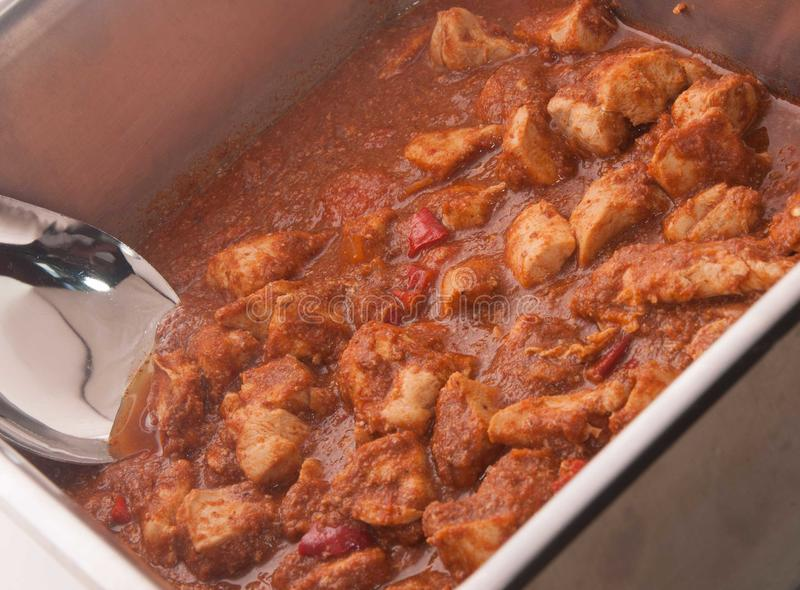 Download Chicken curry stock image. Image of food, ginger, spicy - 31818645