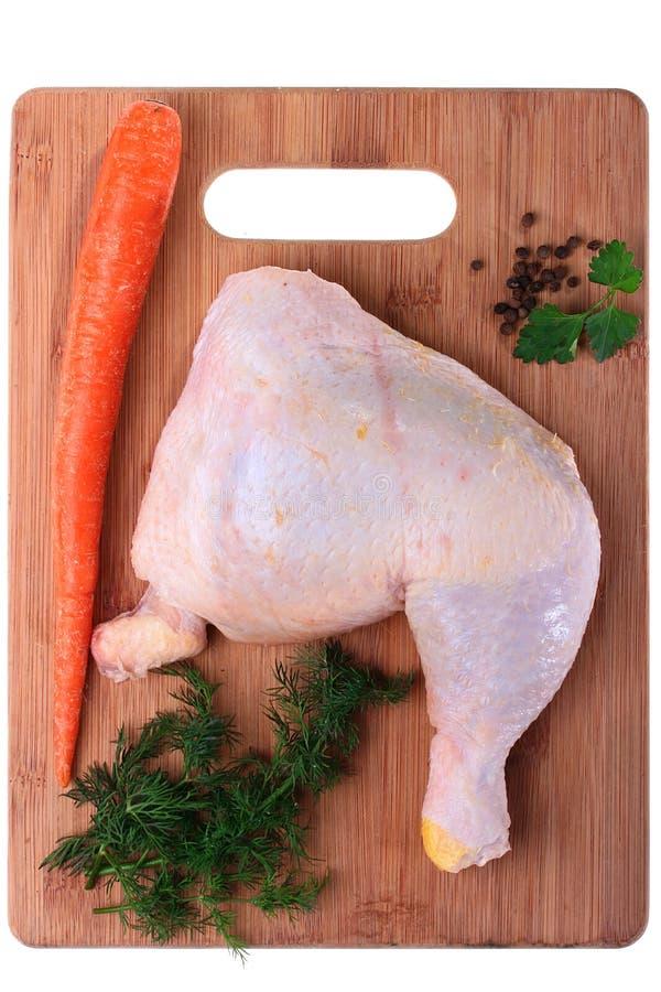 Chicken gammon