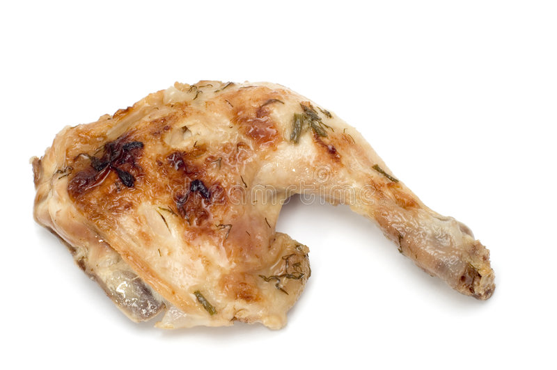 Chicken grill royalty free stock images