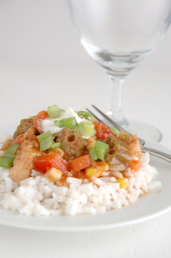 Download Chicken Gumbo Stock Photos - Image: 2472723