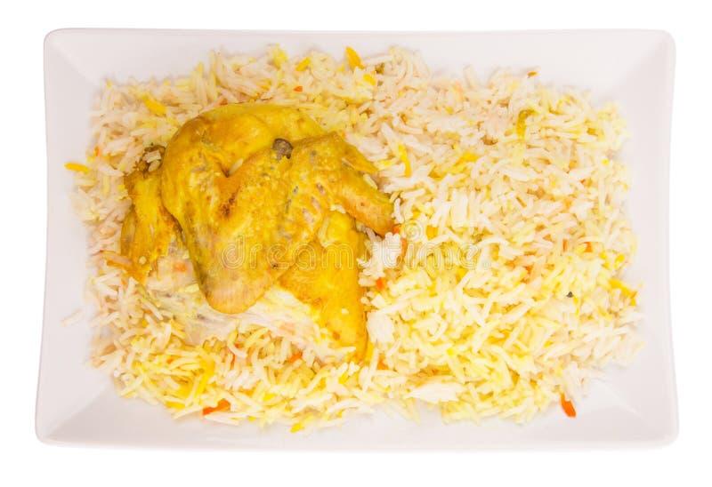 Download Chicken Kabsa V Stock Photo - Image: 40119008