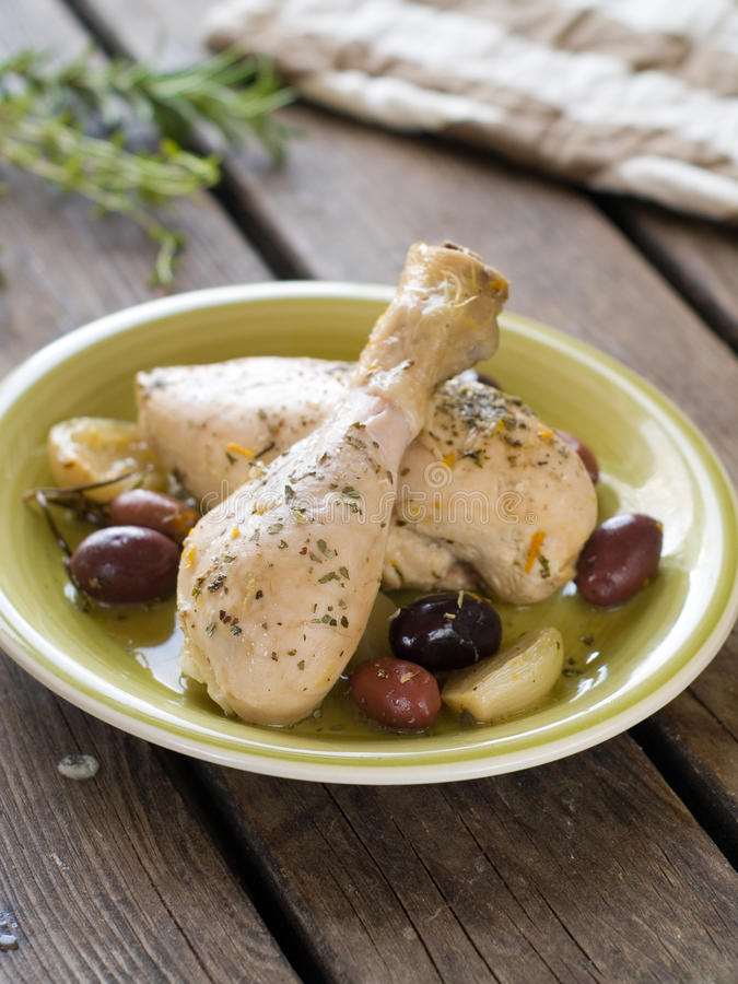 Download Chicken leg stock image. Image of closeup, healty, oven - 30892717
