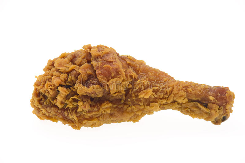 Chicken legs fried royalty free stock images