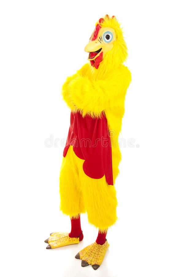 Chicken Man - Arms Crossed