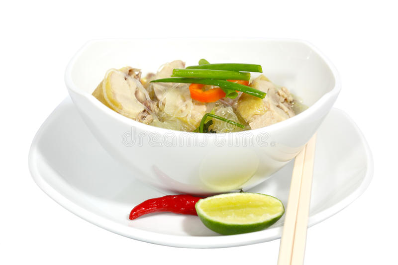 Download Chicken Noodle stock image. Image of delicious, fresh - 24762731