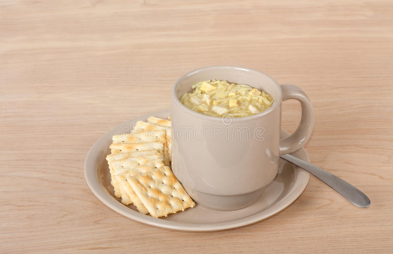 Download Chicken Noodle Soup Stock Images - Image: 12975284